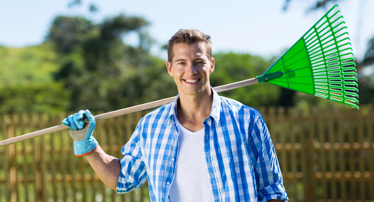 House and garden cleaning services for Garden cleaning services
